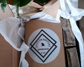 Little Box of Happiness: Gift for Gardeners | Gardeners Soap | Locally Roasted Coffee | Seeds + Twine | Limited Edition