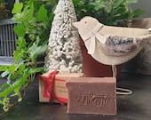 Cinnamon Spice Soap - Festive Soap - Certified 100% Natural Pure Vegan Handmade Soap (Cold Process)   Bean and Boy Soap