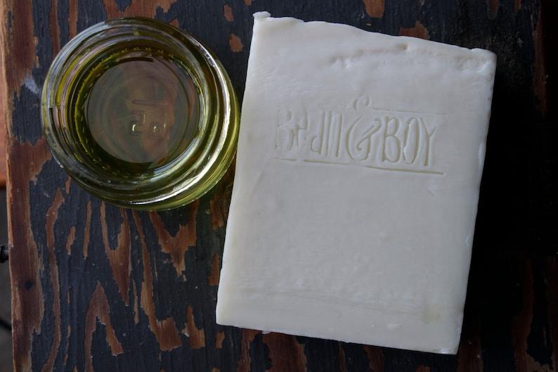 PURE CASTILE SOAP  Certified 100% Natural Pure Vegan Handmade image 0
