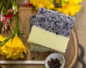 Ylang Ylang & Palmarosa | Safety Assessed and Certified 100% Natural Vegan Handmade Soap (Cold Process) | Bean and Boy Soap