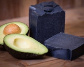 Charcoal Soap - Certified 100% Natural Pure Vegan Handmade Soap (Cold Process) | Bean and Boy Soap