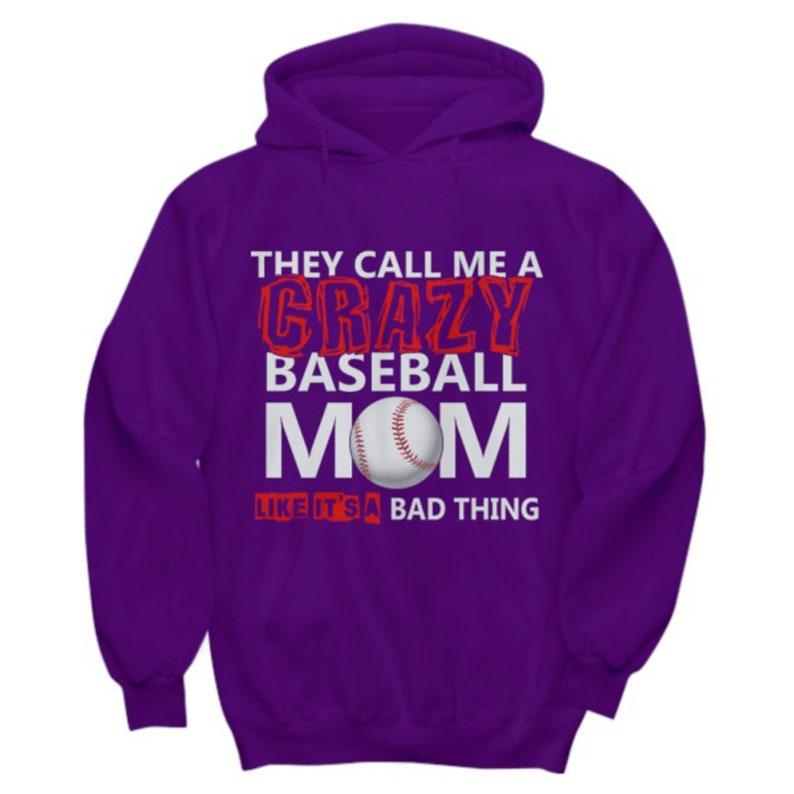 Baseball Mom Hoodie Mom Shirt Hoodie Women Mom Saying Baseball Mom Baseball Mom Sweatshirt Mom Hoodie Mom Hoodies With Sayings