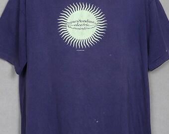 Slaapkamer Vintage Blue : The swans vintage rare t shirt filth tee black michael etsy