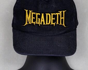 584fcb67b78 Megadeth snapback cap