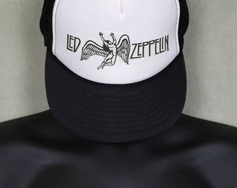 Led Zeppelin trucker cap 796638842c34