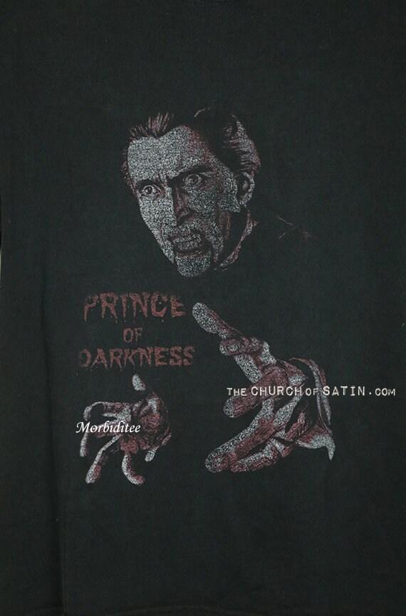 Dracula horror movie t-shirt, vintage vampire tee… - image 2