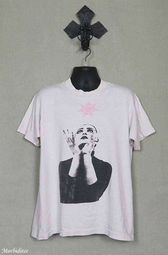 Siouxsie and the Banshees vintage rare T-shirt, Su