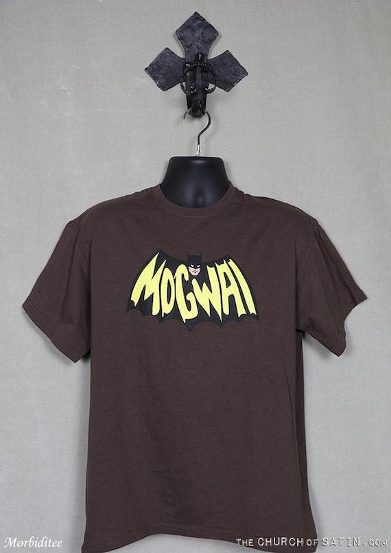 Mogwai t-shirt, vintage rare tee shirt, Slowdive M