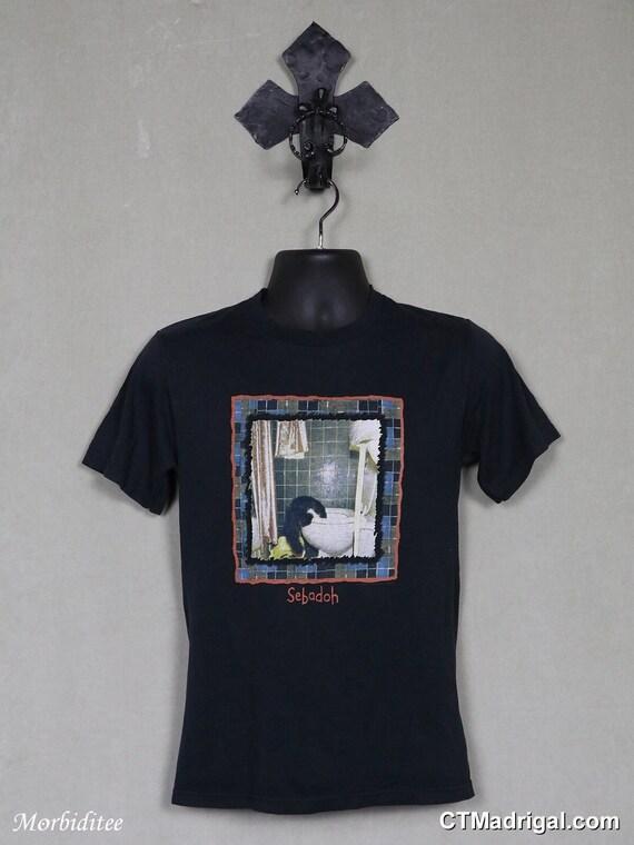Sebadoh t-shirt, vintage rare tee shirt, Dinosaur… - image 1