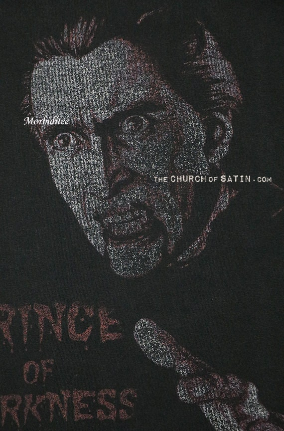 Dracula horror movie t-shirt, vintage vampire tee… - image 3