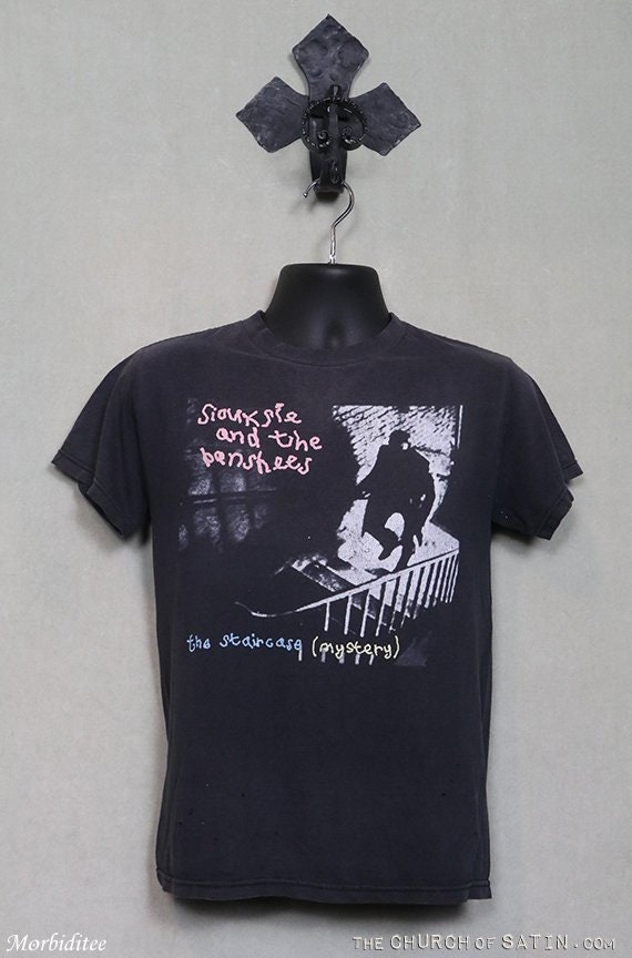 Siouxsie and the Banshees t shirt, The Creatures,