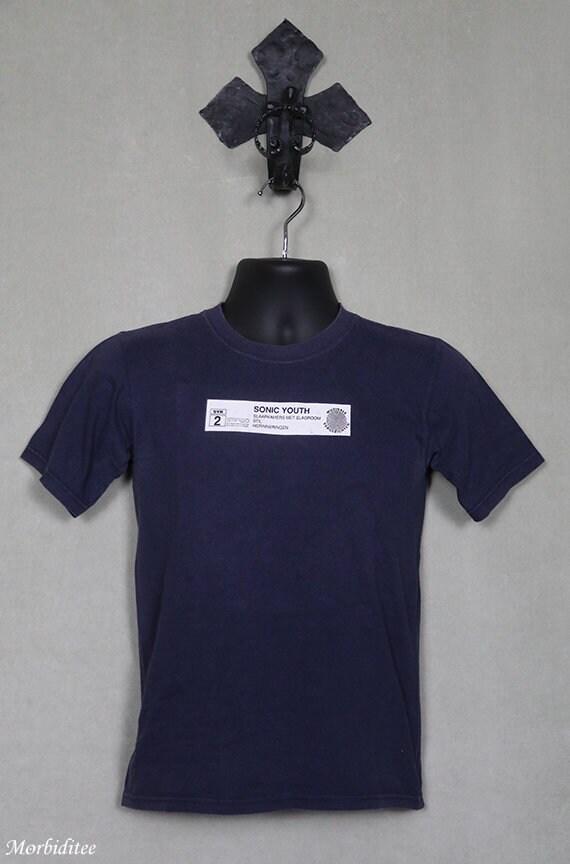 Sonic Youth t-shirt, vintage rare SYR tee shirt, … - image 1