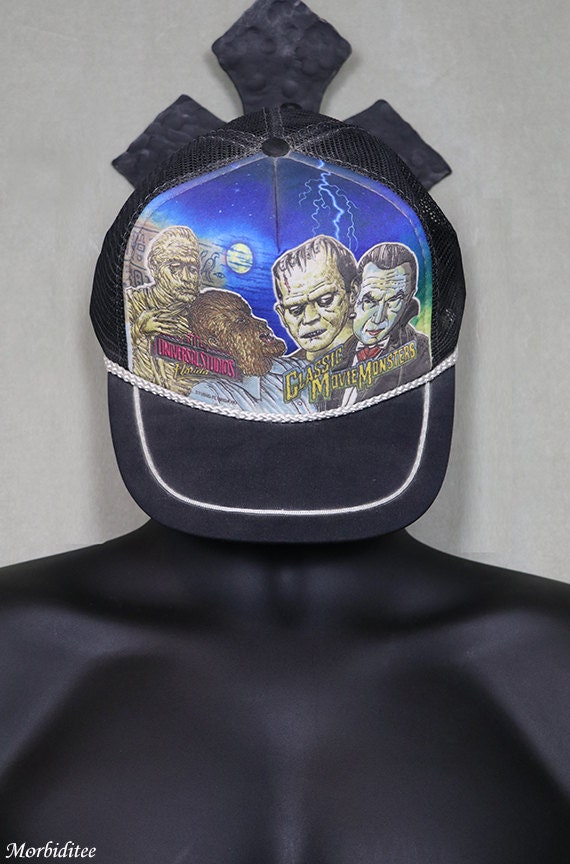 1989 Horror movie snapback cap, baseball trucker h