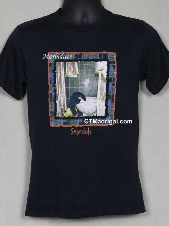 Sebadoh t-shirt, vintage rare tee shirt, Dinosaur… - image 2