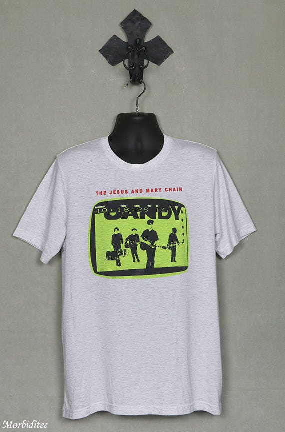 The Jesus and Mary Chain t-shirt, vintage rare JAM