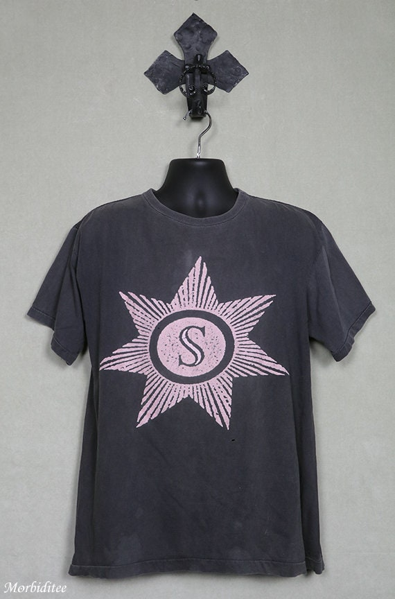 Siouxsie & the Banshees vintage rare T-shirt, blac