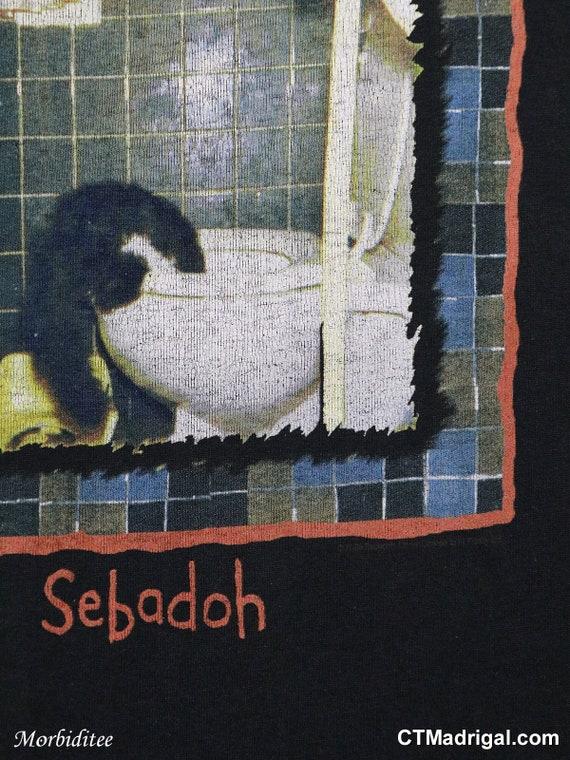 Sebadoh t-shirt, vintage rare tee shirt, Dinosaur… - image 4