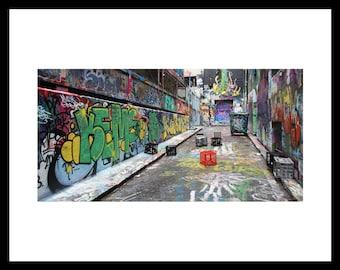 Melbourne - Rutledge Lane