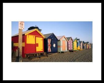 Melbourne - Brighton Beach Boxes