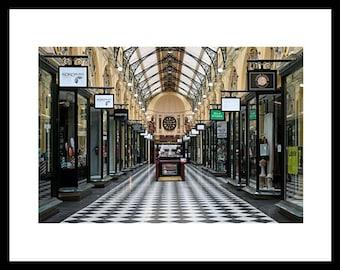 Royal Arcade, Melbourne Photograph