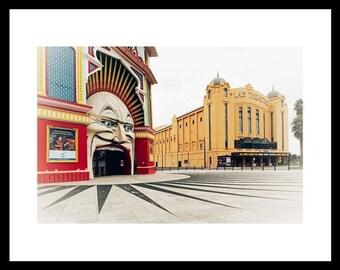 St Kilda, Melbourne, Victoria, Photography, Wall Art