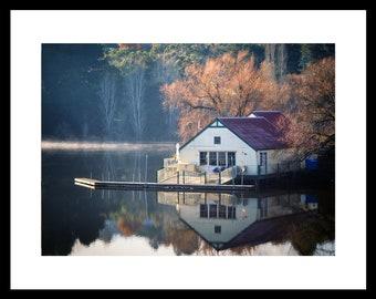 Lake Daylesford, Victoria Photograph