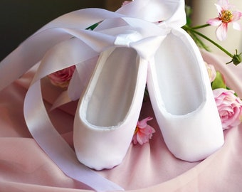 Baby ballet shoes Baby ballerina shoes