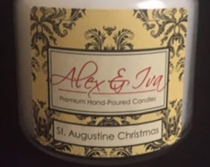 St. Augustine Christmas - 22 oz. jar