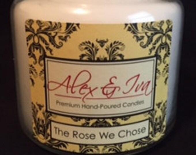The Rose We Chose - 22 oz. jar