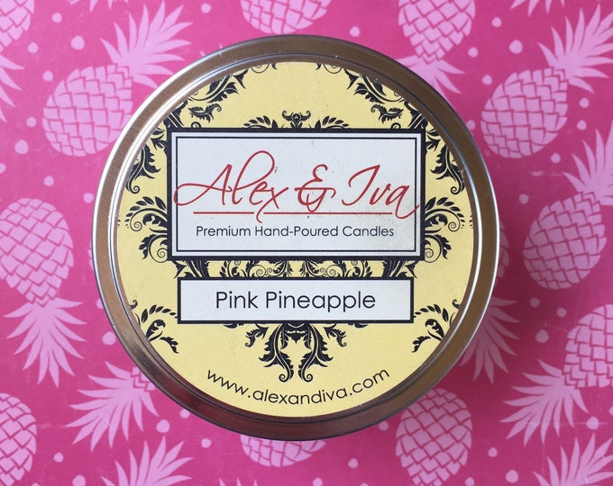 Pink Pineapple-8 oz. tin