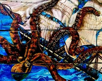Kraken 6x6