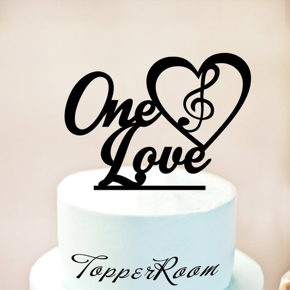 Astounding Music Cake Topper Note Cake Topper Music Birthday Cake Etsy Funny Birthday Cards Online Inifofree Goldxyz