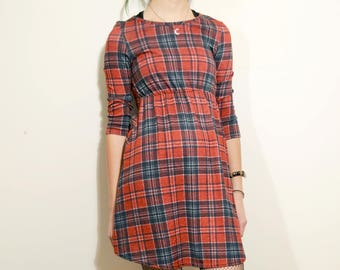 Tartan Dress Size Small