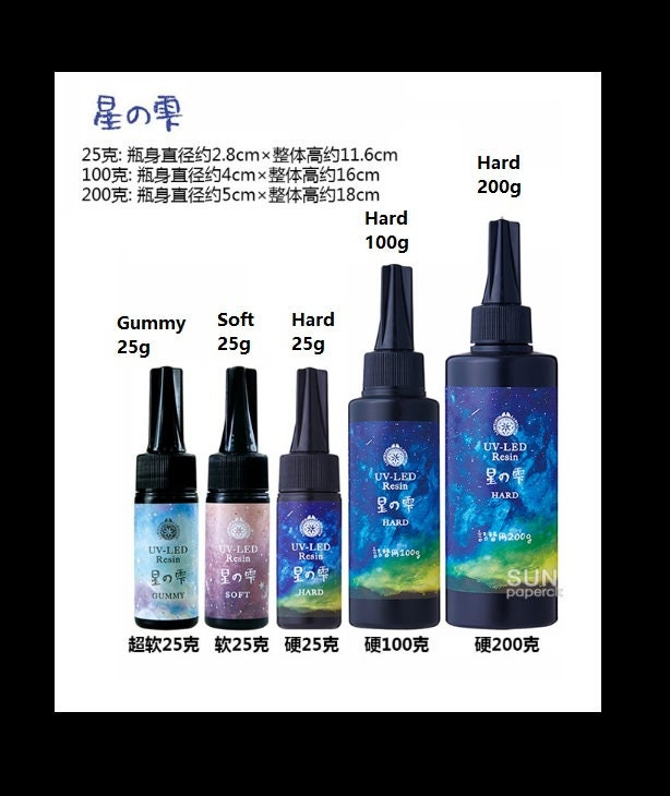 Padico UV LED Resin | Padico resin | UV resin | Hard type resin | Japan  resin | Soft resin | Ultraviolet resin | Sun dry resin | Resin