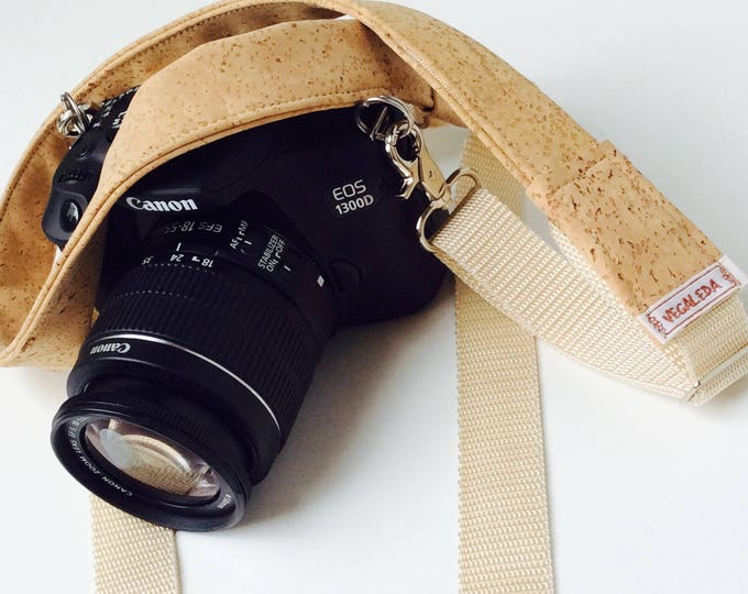 Camera Strap vegan Nature One 3 cm