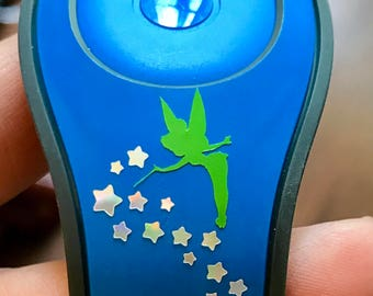 Tinker Bell Magic Band Decal!