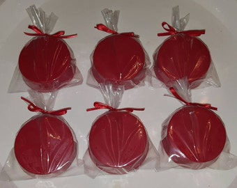 Chocolate Covered Oreo Cookies in Solid Color - set of 12