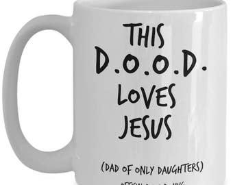 Christian Dad Gifts Mug