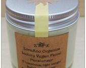 Organic facial moisturiser with Raw Cacao, Aloe Vera, Candellila Wax,Vitamin E oil, Calendula, Sunflower, Grapeseed essential oils