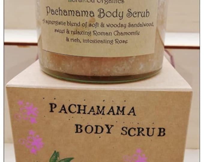 Organic Goddess Body Scrubs with Himalayan Pink Salt, Dead Sea Salt and essential oil blends
