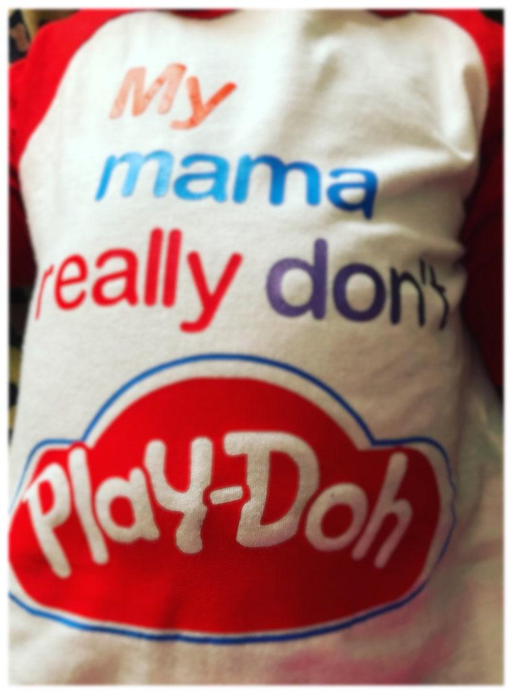 Boys Play theme T-shirt