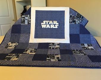 Star Wars Quilt Etsy