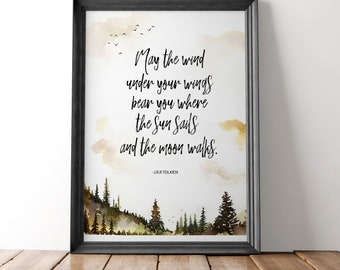 Tolkien Quote Etsy