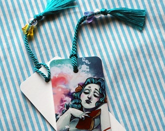 We Mermaid For Each Other Bookmark