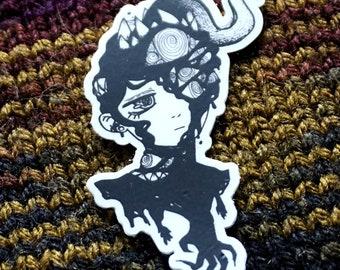 Bad Brain Day // Sticker