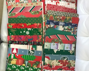 vintage christmas wrapping paper sheets