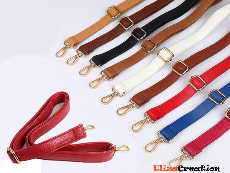 Mutter & Kinder Handtasche Gurtband Ersatz Strap Griff Crossbody Clip Auf Schulter Verstellbaren Gürtel