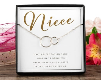 Niece necklace   Etsy