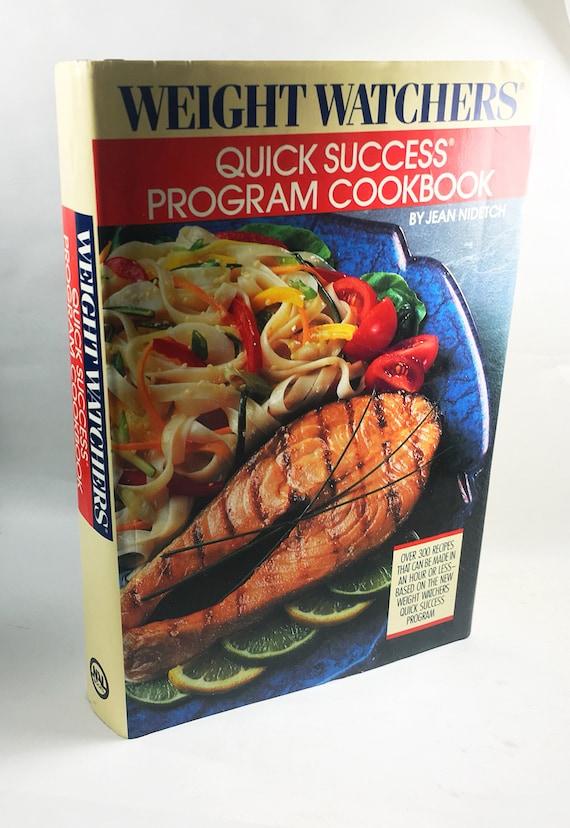 Weight Watchers Quick Success Program Cookbook First Edition Etsy