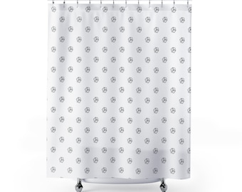 Luxury Periodic Table Shower Curtain Canada